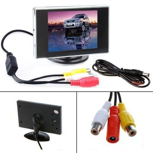 4.3寸鏡面微型顯示屏監控器 2