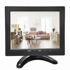 8寸高清HDMI工业液晶显示器 嵌入式