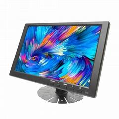 10.1寸HDMI工控自动化IPS硬屏台式工业显示器