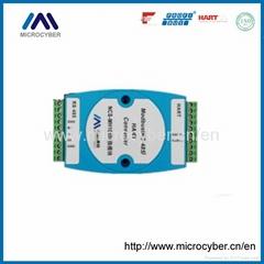 Modbus to HART gateway