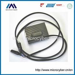 USB hart modem communication