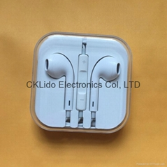 3.5mm Jack Earpods Earphone Headphone For iPhone 6 5  (High Quality )