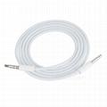3.5mm M-M Male to Female Jack Audio/AV Cable For Speaker Studio Hearphone 1