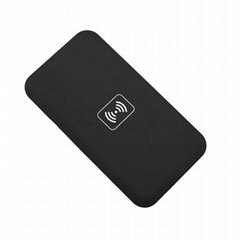 Ultrathin QI Wireless Charger Charging Pad for Samsung / Nokia