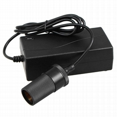 AC / DC Power Conversion Split Adapter  (100~240V / 12V)