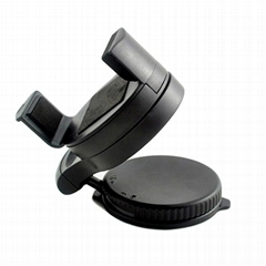 Universal mini Car 360° Holder Mount for GPS, Mobile Phone