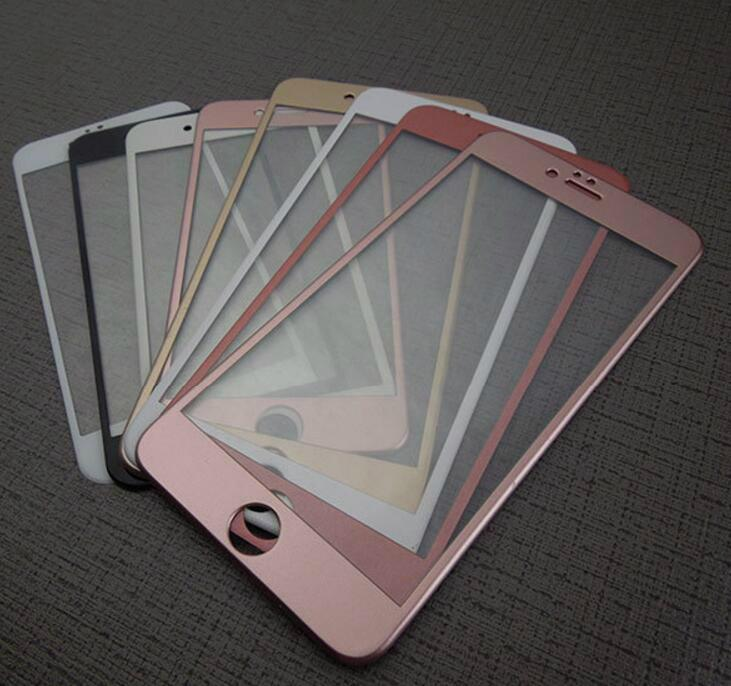 Explosion-proof 3D Tempered Glass Screen Guard Protector for iPhone 6 7 1