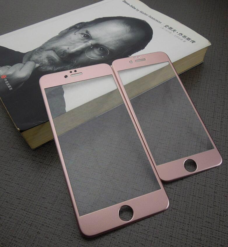 Explosion-proof 3D Tempered Glass Screen Guard Protector for iPhone 6 7 3