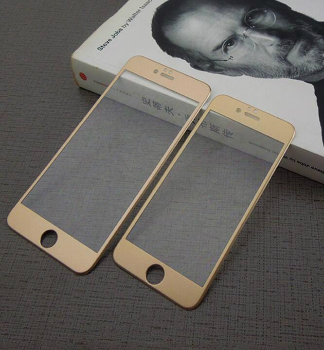Explosion-proof 3D Tempered Glass Screen Guard Protector for iPhone 6 7 5