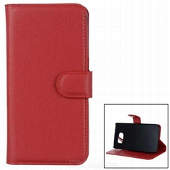Wallet Leather PU Case w/ card slot for