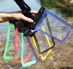 Swimming Diving Waterproof Bag Case w/ Strap for Mobile phone