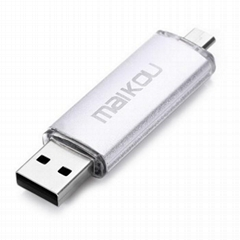 Micro USB OTG USB 2.0 Flash Drive 8GB 16GB 32GB 64GB
