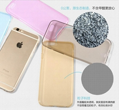 Cheapest Clear TPU Protective Case for