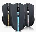Laptop2.4G i8 1600dpi USB Wireless Mouse 1