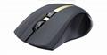 Laptop2.4G i8 1600dpi USB Wireless Mouse 3