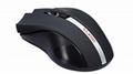 Laptop2.4G i8 1600dpi USB Wireless Mouse 4