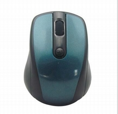 OEM Cheap 2.4GHz 1200DPI Wireless Optical Mouse For Laptop Computer