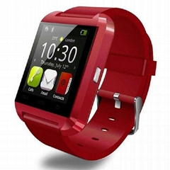 U8 U80 Bluetooth Smart Watch w/ Camera Screen For Android IOS Phone