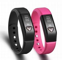 I5 Bluetooth V4.0+EDR Smart Wrist Bracelet
