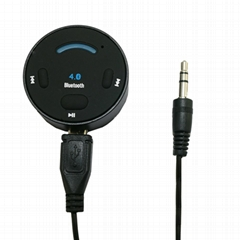 Bluetooth V4.1 Receiver Hands-Free Car Kit