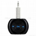 Wireless Car Bluetooth V3.0+EDR 3.5mm