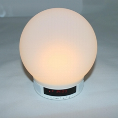 Kingone Bluetooth Speaker with LED Night