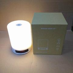 High-end Kingone Round Bluetooth Speaker