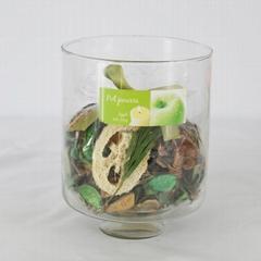 外贸干花香包供应     天然植物干花