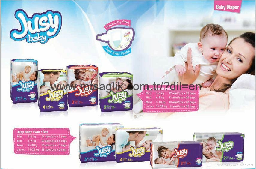Baby Care and Lady Sanitary products 1
