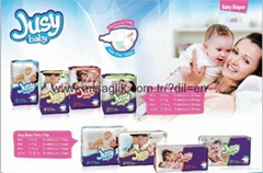 Baby Care and Lady Sanitary products