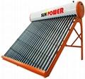 SOLAR WATER HEATER calanrador solares