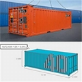 Standard 40GP Container