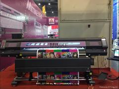 Mimke 1.8m Heavy Duty Printing Machine with Dual Dx5113 M8-3
