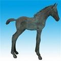 Bronze Animal Sculpture