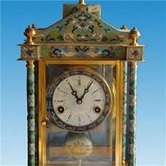 Bronze Clocks