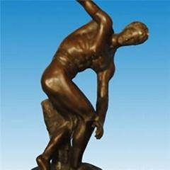European Bronze Sculpture