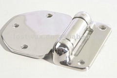 Stainless steel door hinge marine hardware