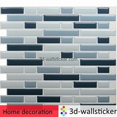 peel and stick tile for backsplash mosaic