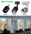 ceiling lighting zoomable surface mounted led ceiling light for art gallery 4W S 5