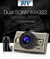 SIV-M9s Novatek96663+Dual Sony IMX322