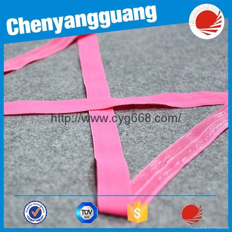 Nylon/Spandex FOE elastics 3