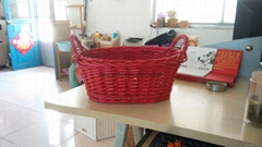 Handmade Basket Companies : Products junnan willow handicrafts factory china