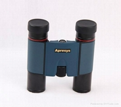 Apresys Waterproof Compact Digital Binoculars H2510 for hunting, traveling