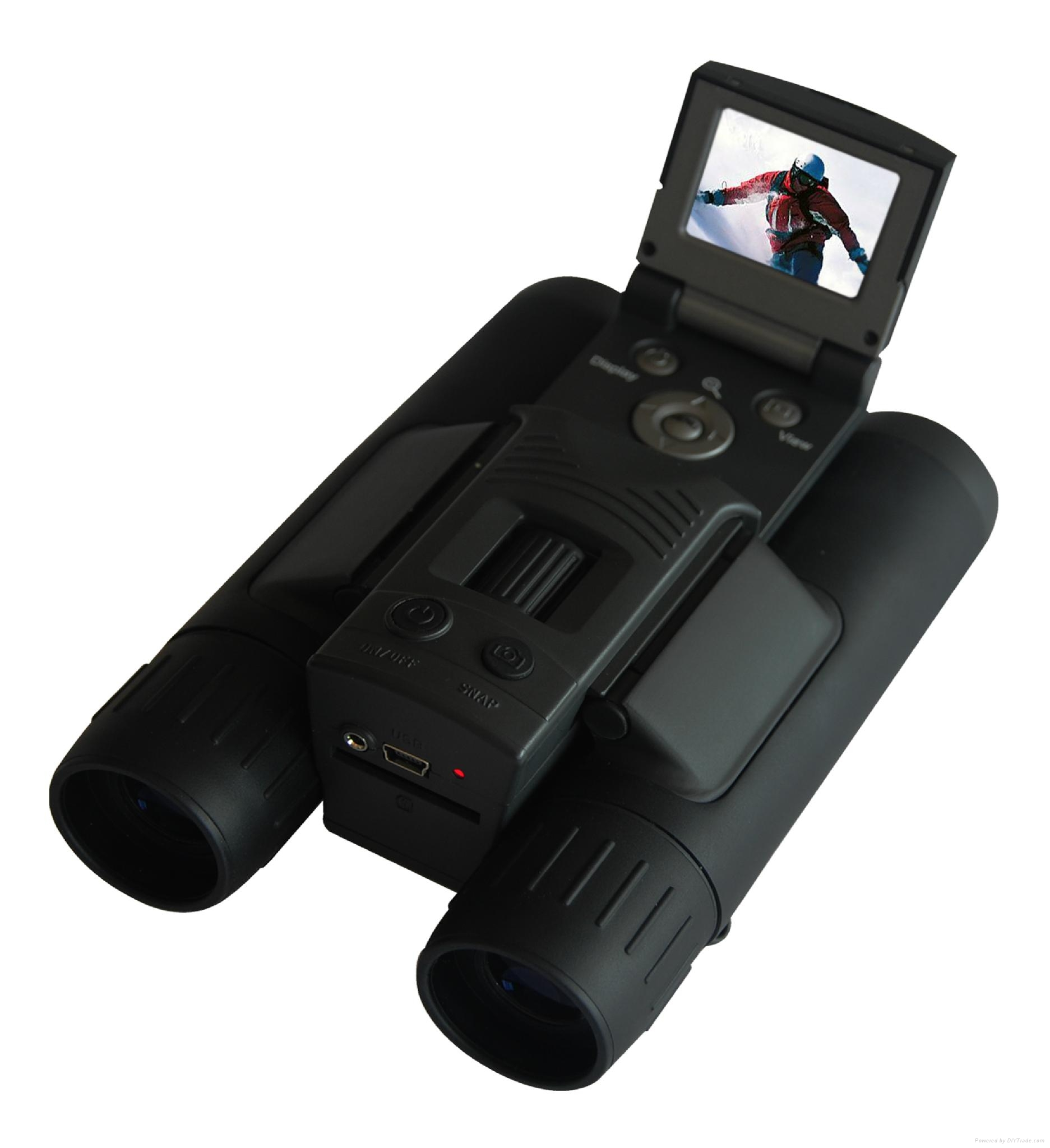 Apresys Portable Digital Camera Binocualrs IS500 for hunting, traveling 1