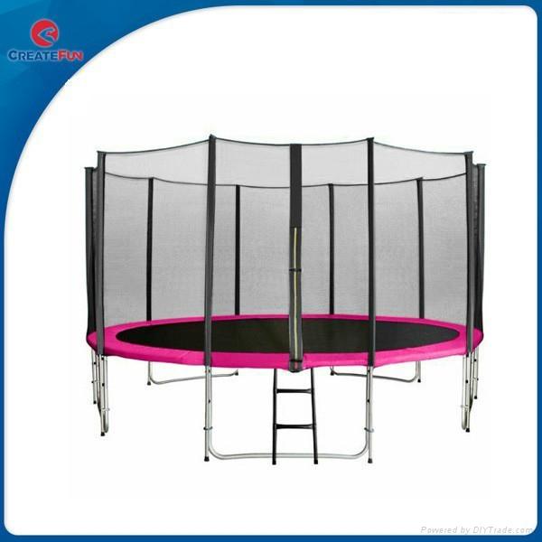 createfun wholesale kids indoor trampoline bed 15ft createfun or customized china. Black Bedroom Furniture Sets. Home Design Ideas