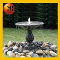 Natural outdoor stone garden water fountain for home decoration 1