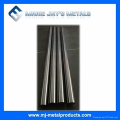 Solid carbide rods
