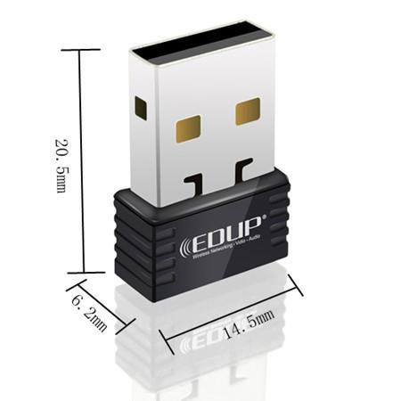 2.4GHz mini wireless adapter with ralink5370 usb wifi dongle  3