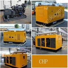 Deutz Gas Generator Set with CHP System