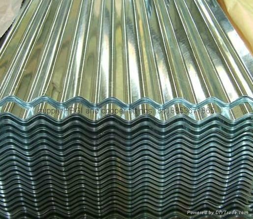 Prepainted roofing sheets 3